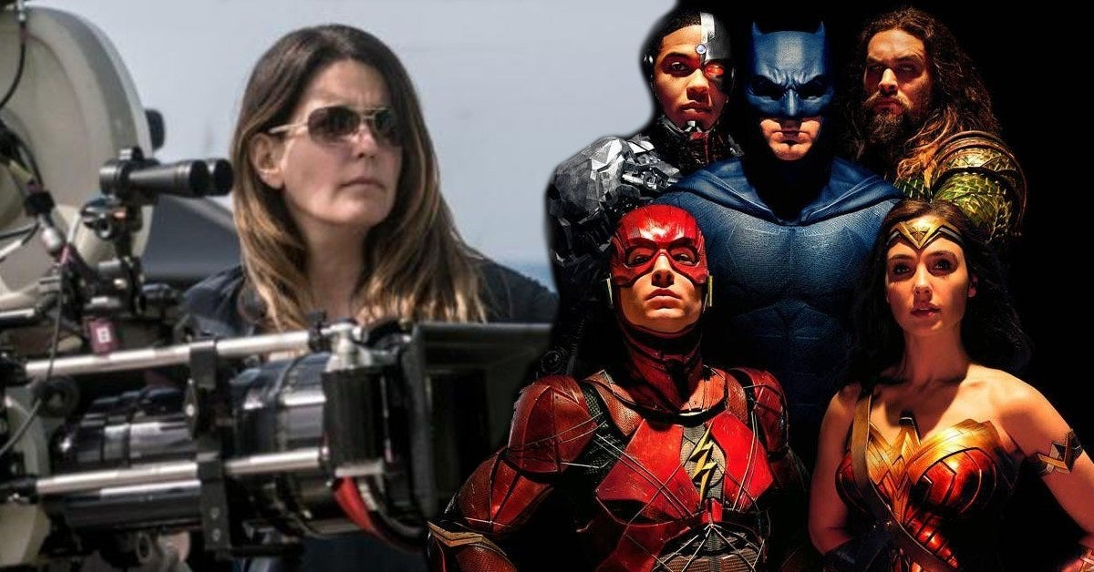 justice league patty jenkins