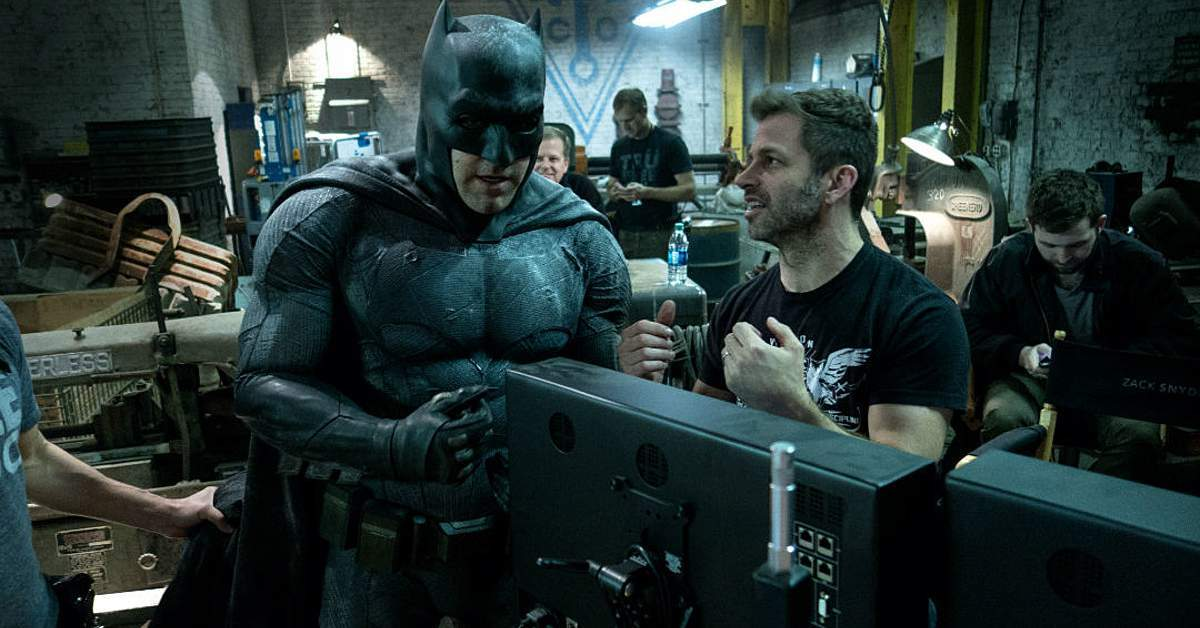 justice league zack snyder cut batman ben affleck