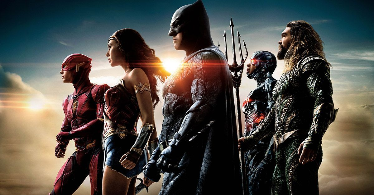 justice league zack snyder one fourth footage