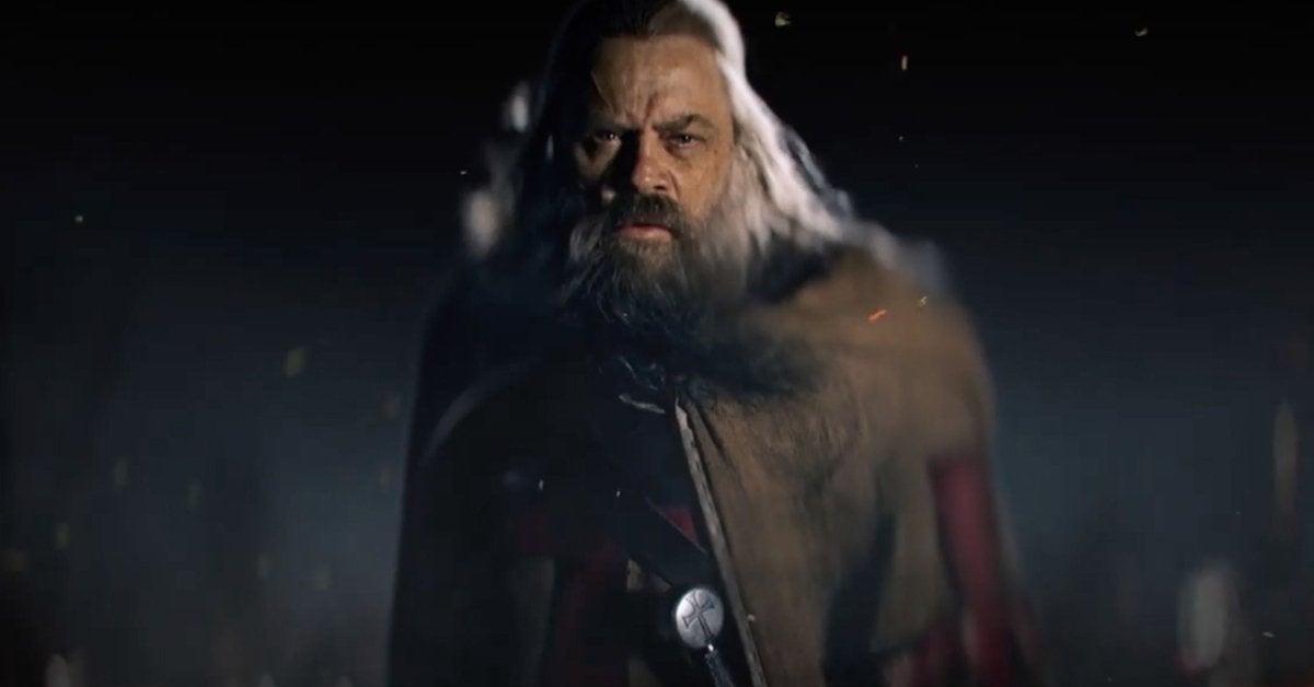 knightfall history channel mark hamill