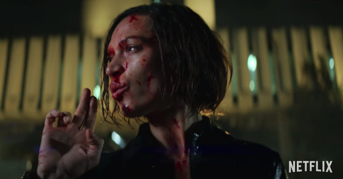 Last Days of American Crime Movie Trailer Netflix