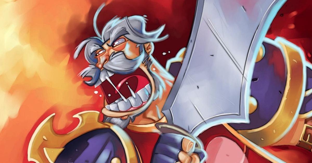 Leeroy Jenkins World of Warcraft