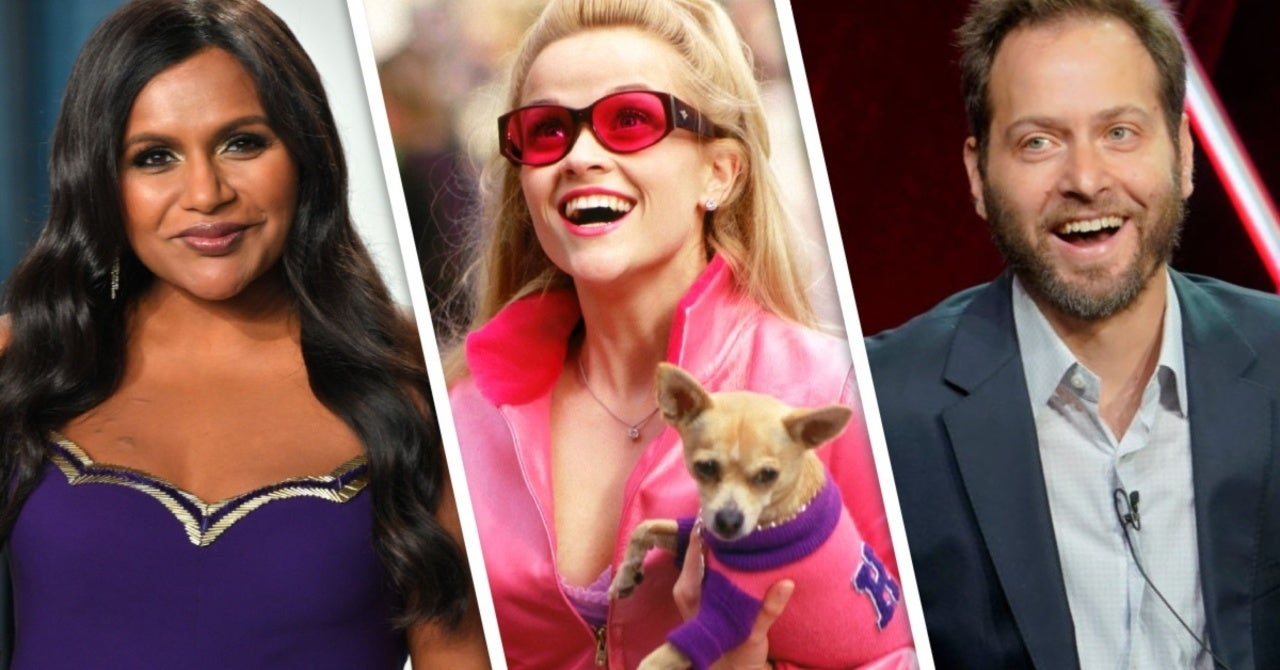 Legally Blonde 3: Mindy Kaling and Dan Goor to Write Sequel