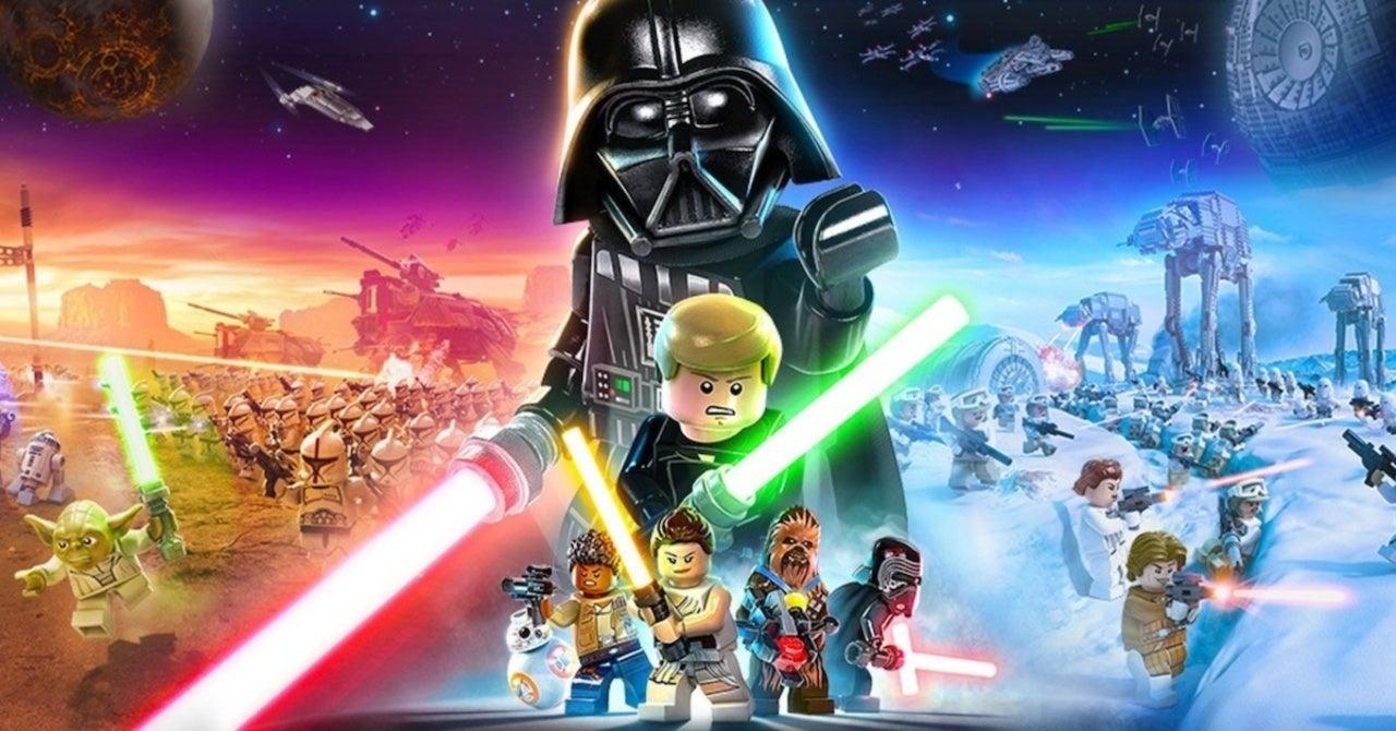 Lego Star Wars The Skywalker Saga Release Date Revealed