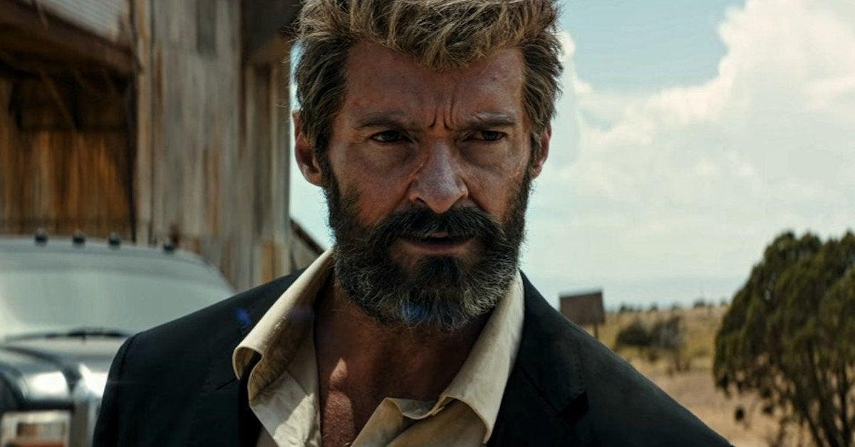 Logan Wolverine Hugh Jackman Marvel