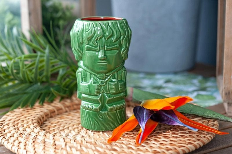 lord of the rings frodo tiki mug