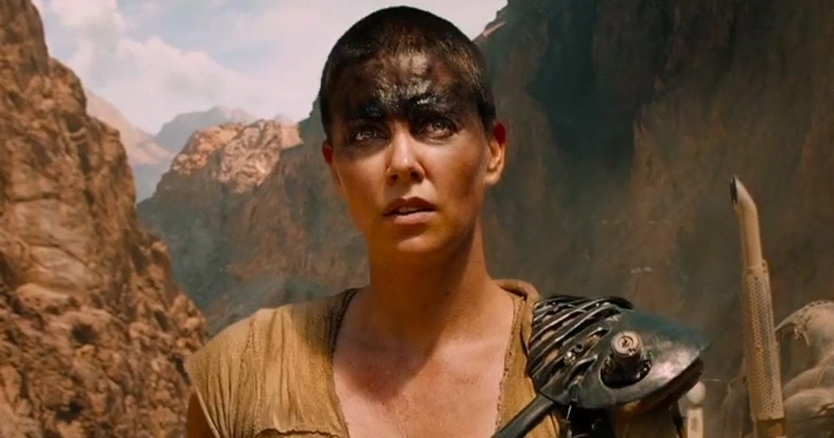 mad max fury road furiosa prequel charlize theron