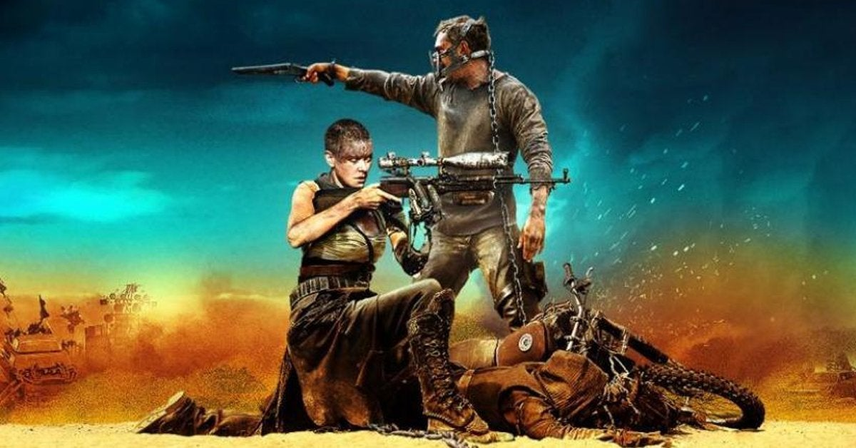 madmax fury road tom hardy charlize theron