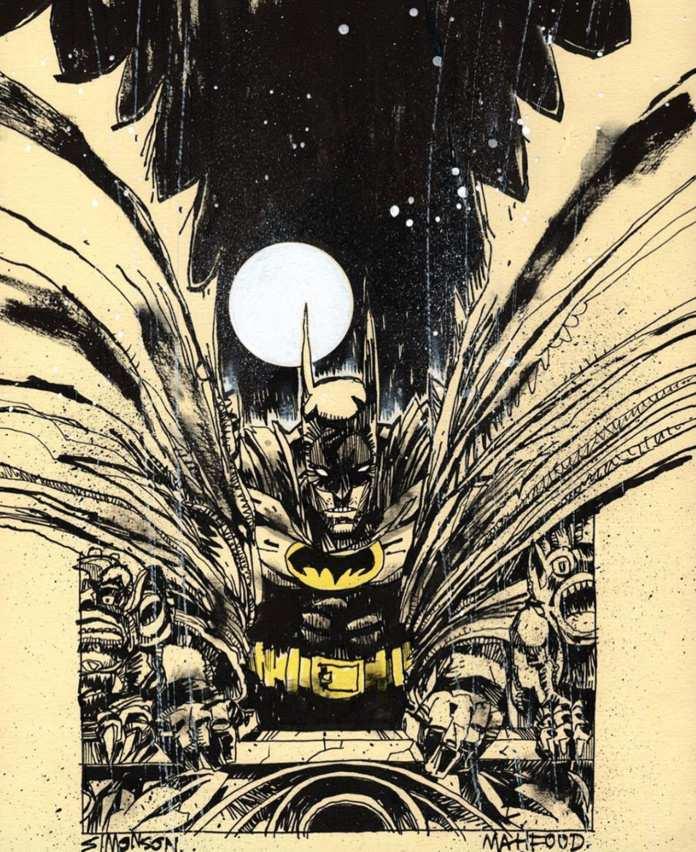 Mahfood - Batman