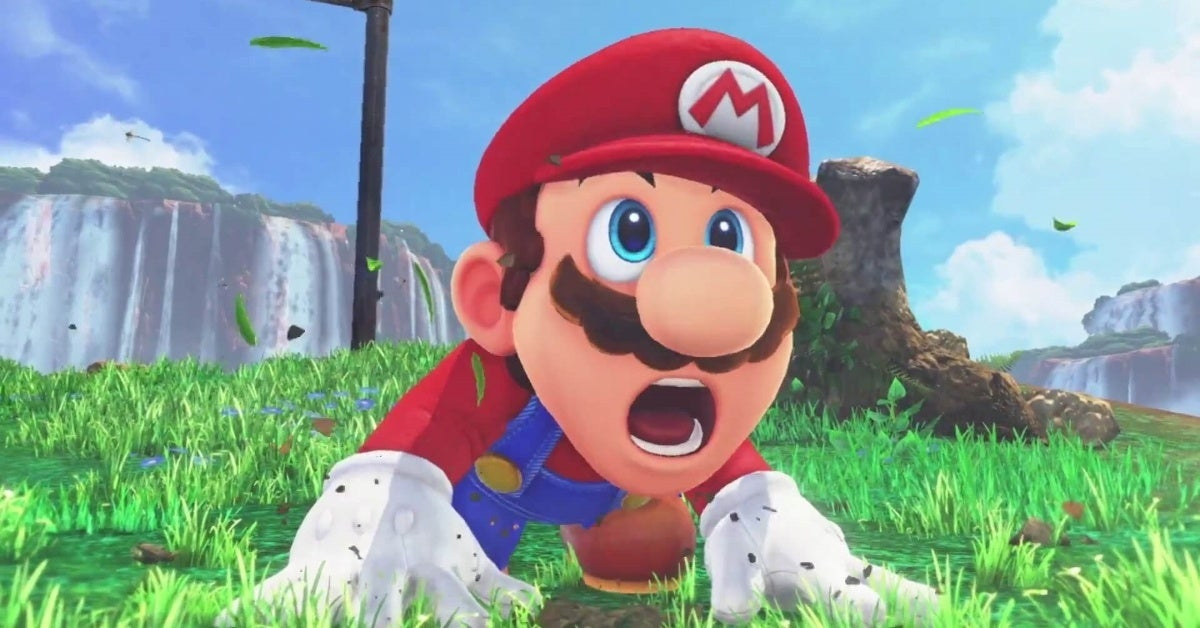 mario shocked new cropped hed