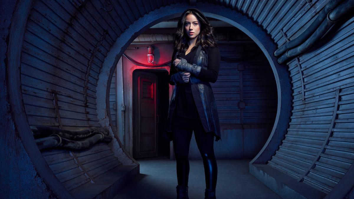 Marvel Agents of SHIELD Chloe Bennet Quake Daisy Johnson Spinoff Disney+