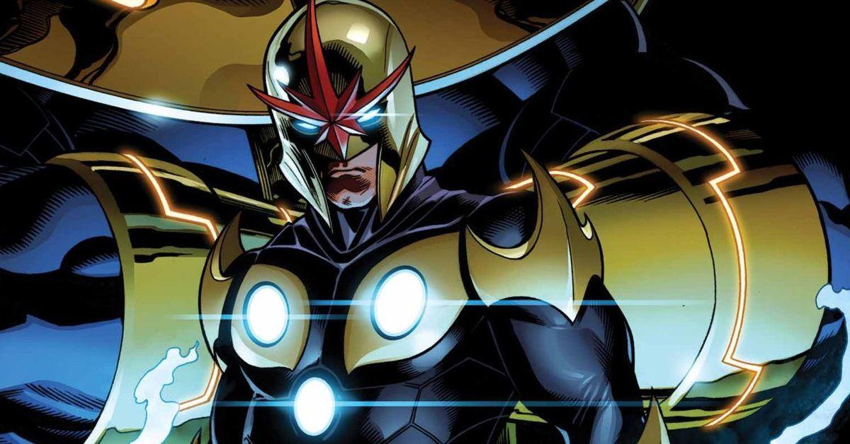 Marvel-Nova-MCU-Film-Development