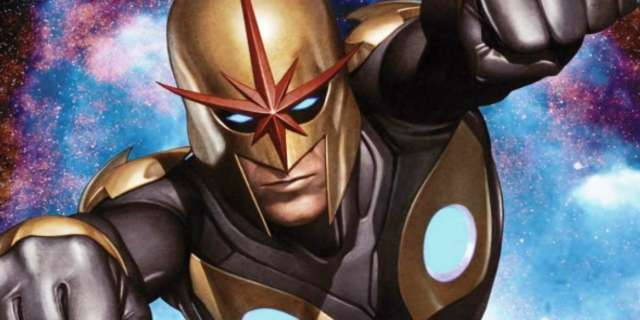 Marvel Nova MCU Movie IN Development
