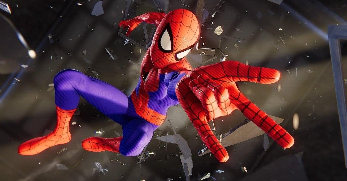 marvel's spider-man spidey insomniac games