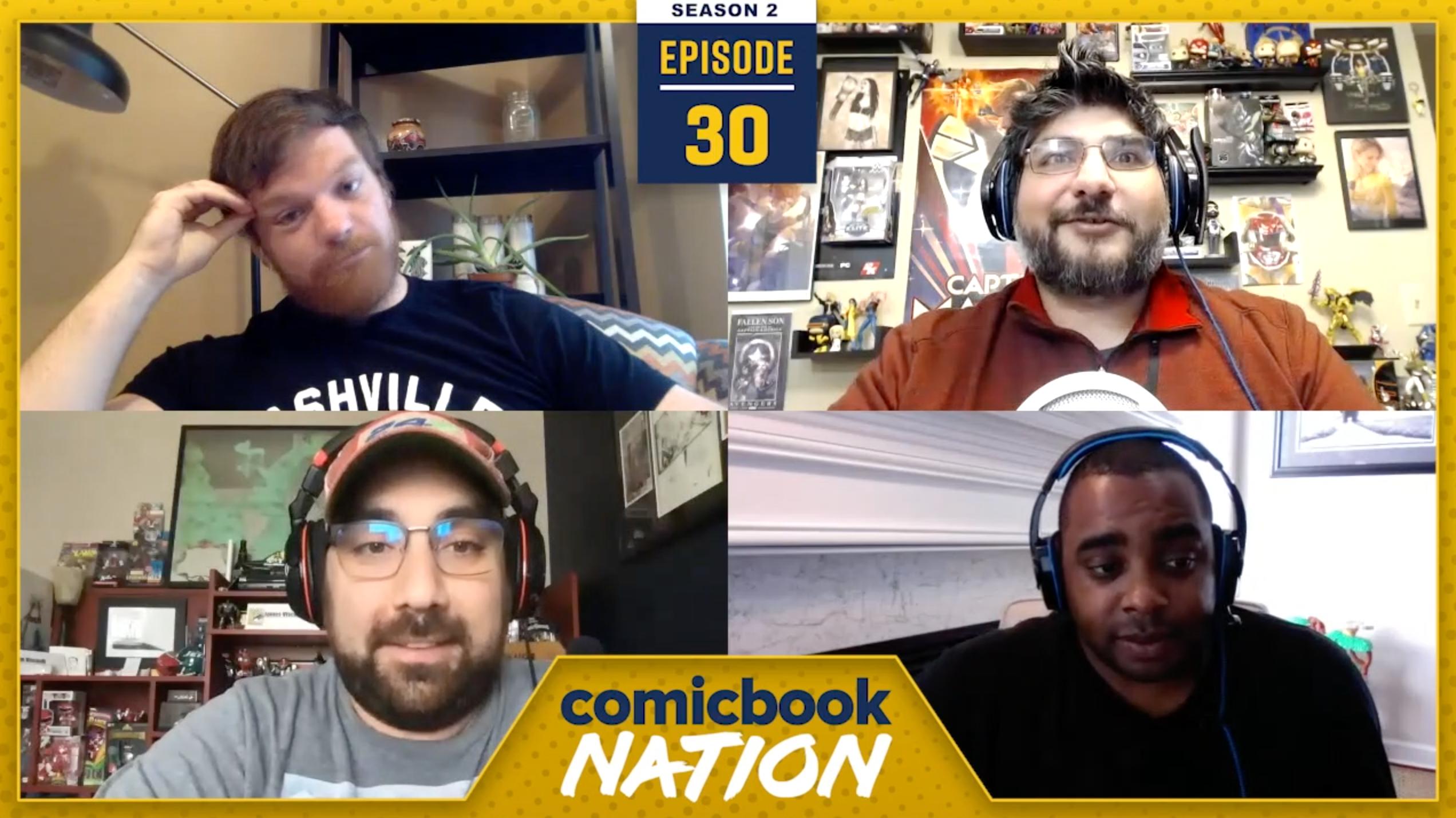 Marvel Secret Warriors rumored to be in development- Comicbook Nation Season 2 Ep. 30