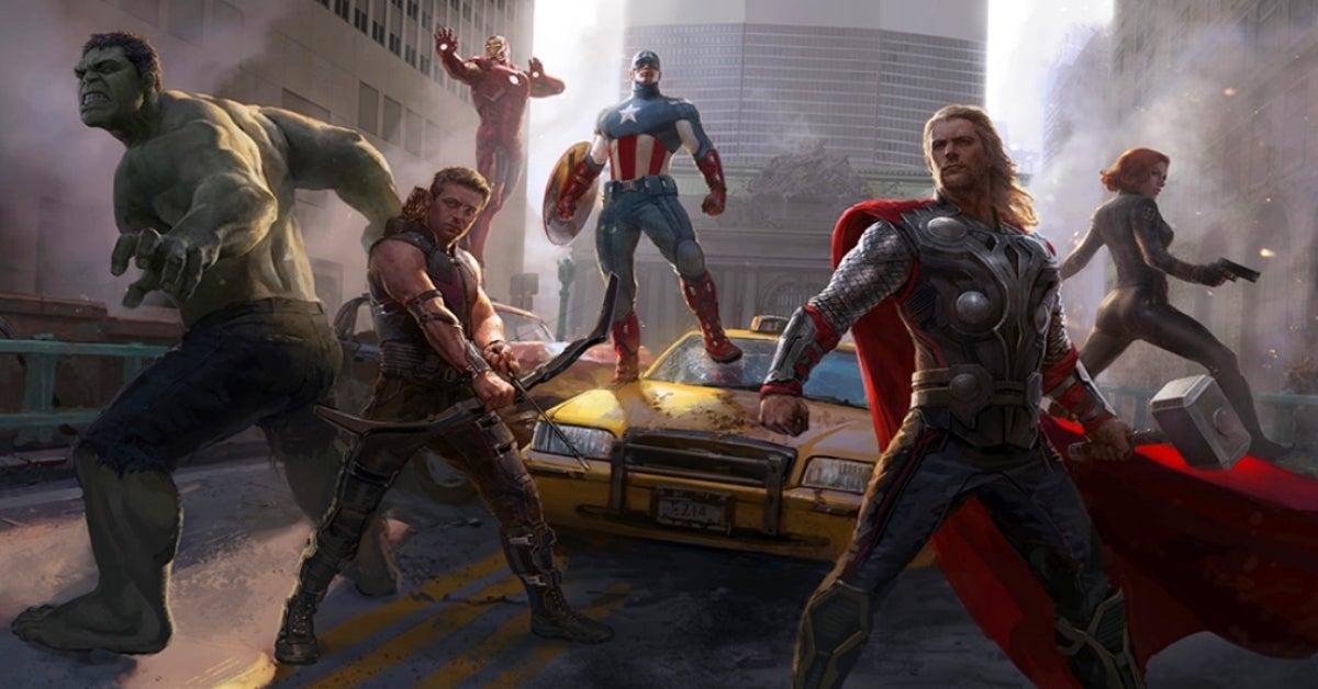 Marvel Studios The Avengers