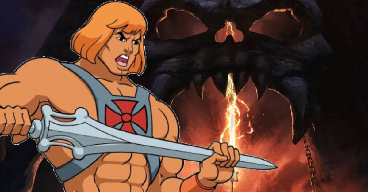 Masters of the Universe Revelation Netflix Kevin Smith He-Man Anime