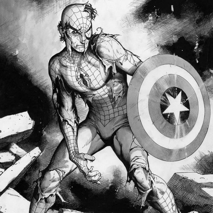 McNiven Steve - Spider-Man