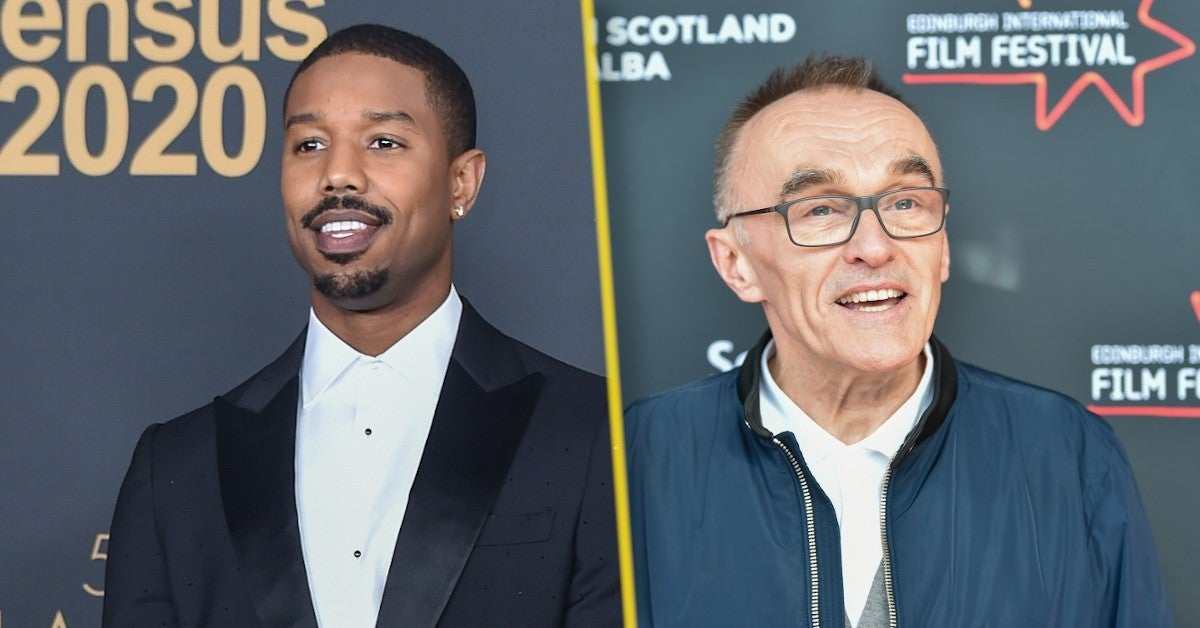 michael b jordan danny boyle Methuselah warner bros