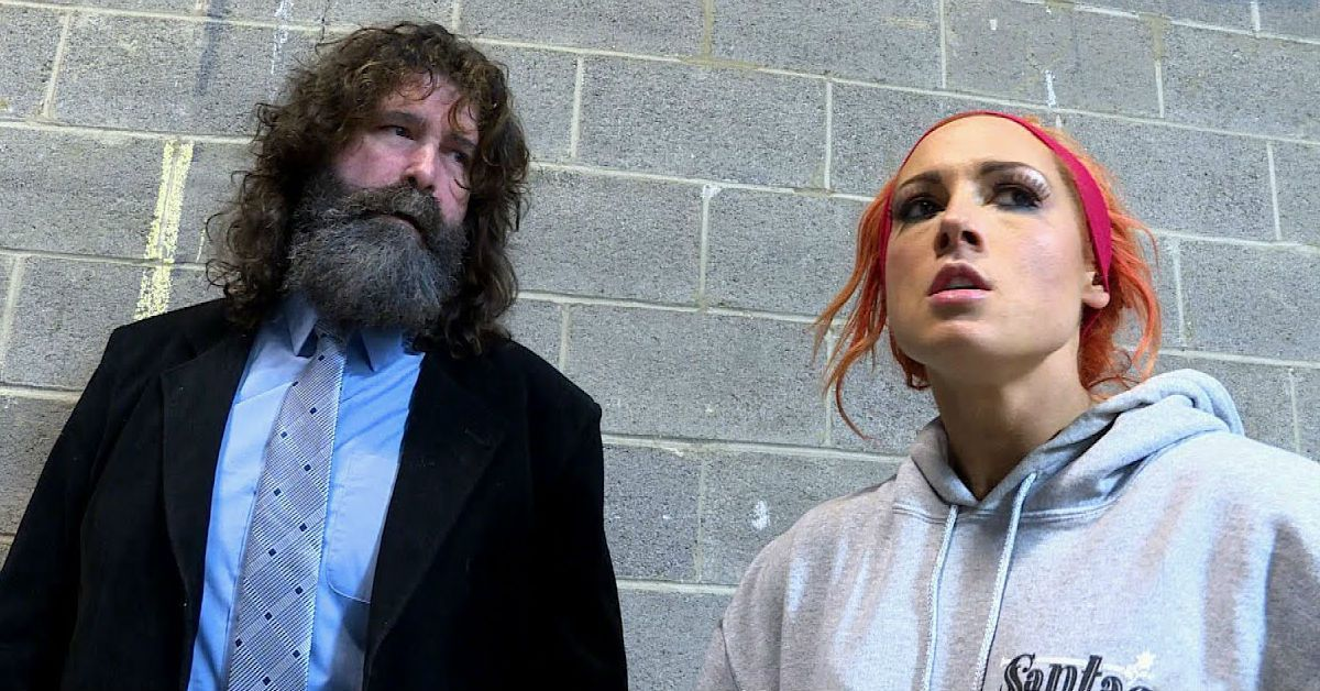 Mick-Foley-Becky-Lynch-WWe