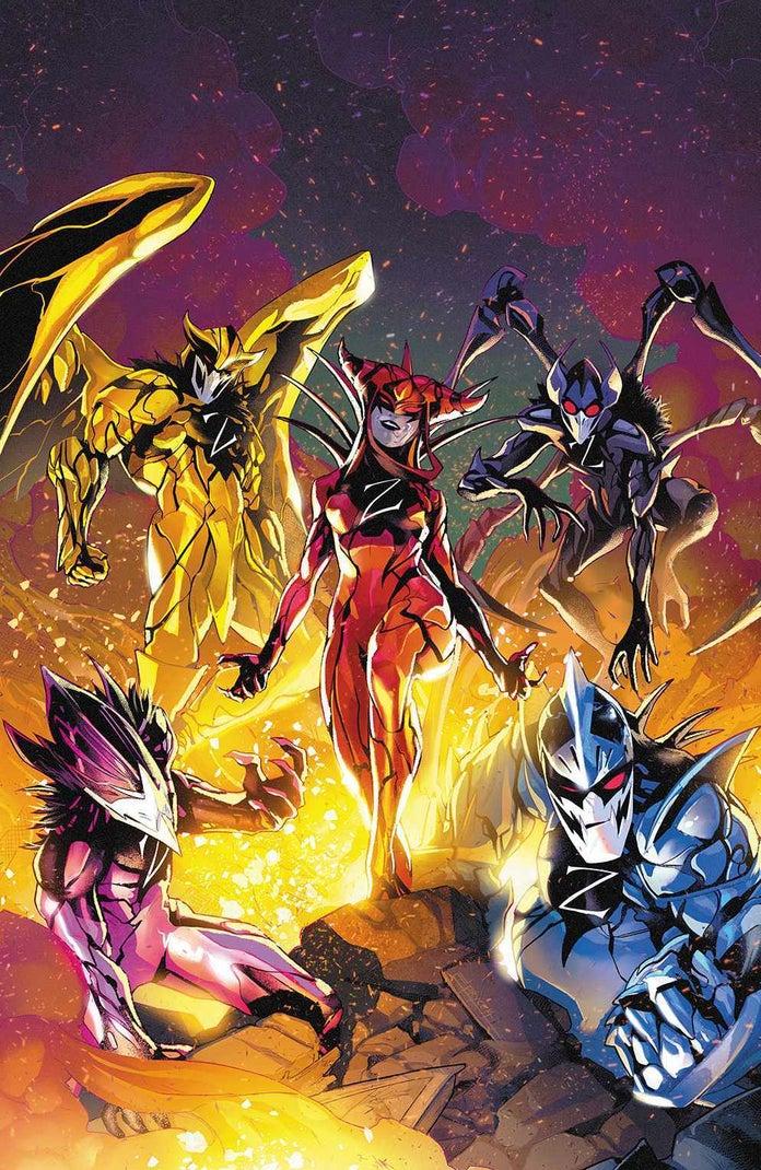 Mighty-Morphin-Power-Rangers-53-Cover-Dark-Rangers