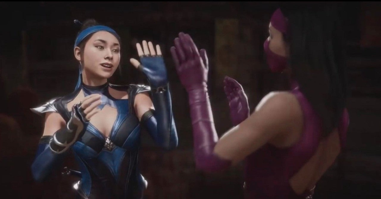 Mortal Kombat 11 Is Adding Mileena Sort Of