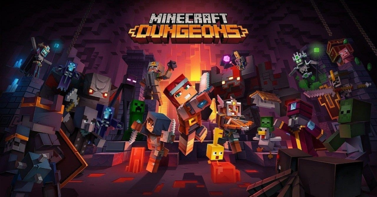 Minecraft Dungeons: Gameplay, Pre-Orders, and Everything to Know