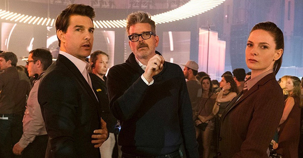 Mission Impossible 7 8 Cast Confirmed Christopher McQuarrie