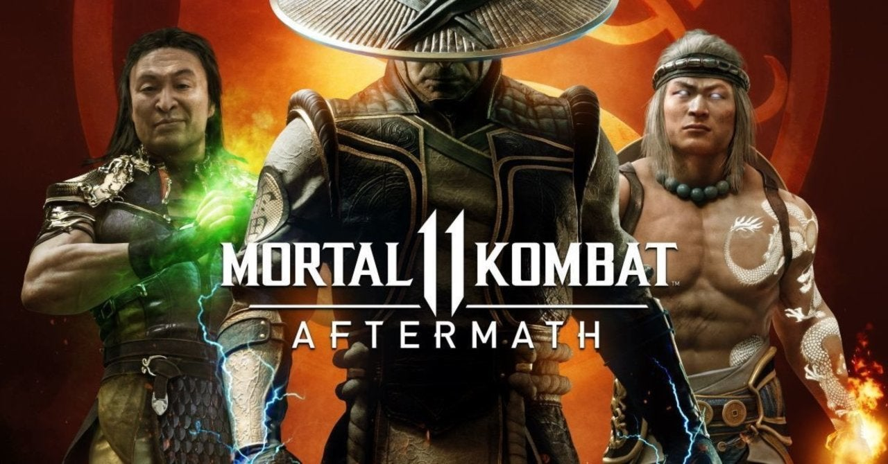 Mortal Kombat 11 Aftermath Kollection Gets A Massive 43 Discount