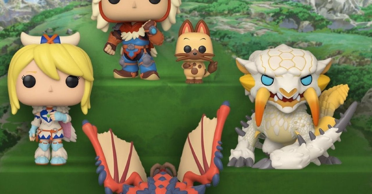 Funko Launches Monster Hunter Stories Ride On Pop Figures