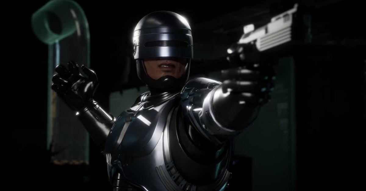 Mortal Kombat 11 DLC Robocop