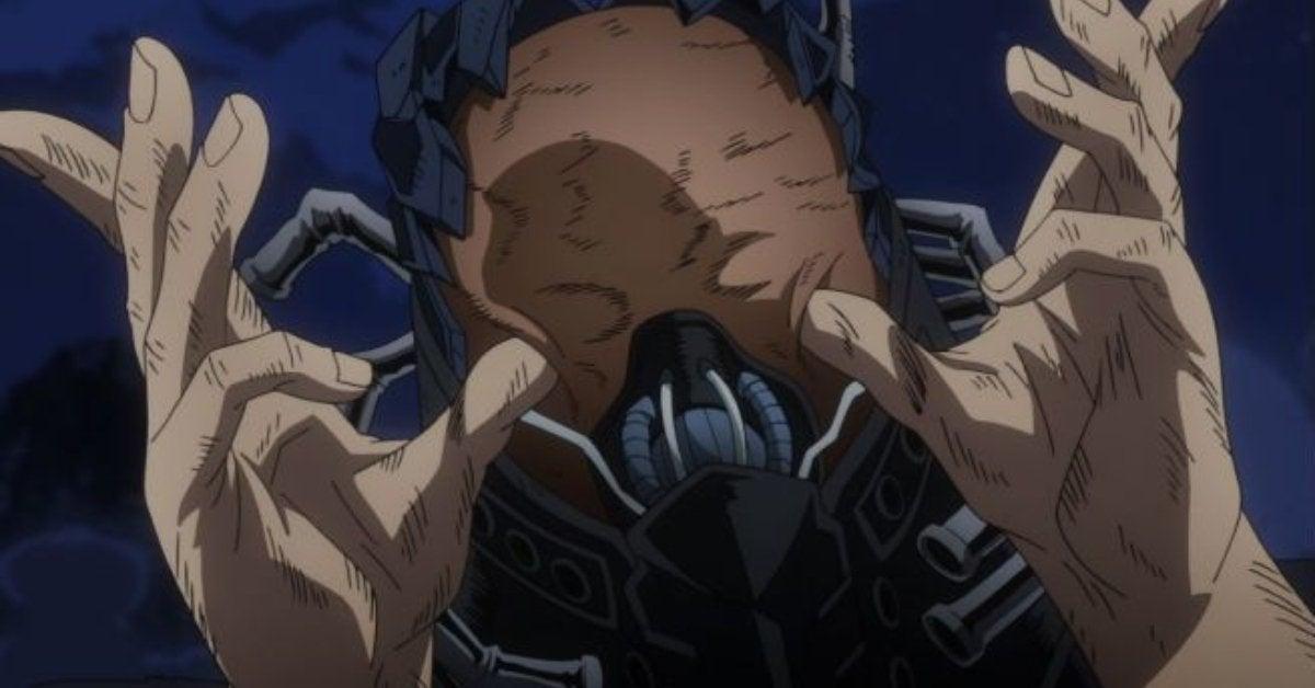 My Hero Academia All For One Shigaraki Power Transfer When