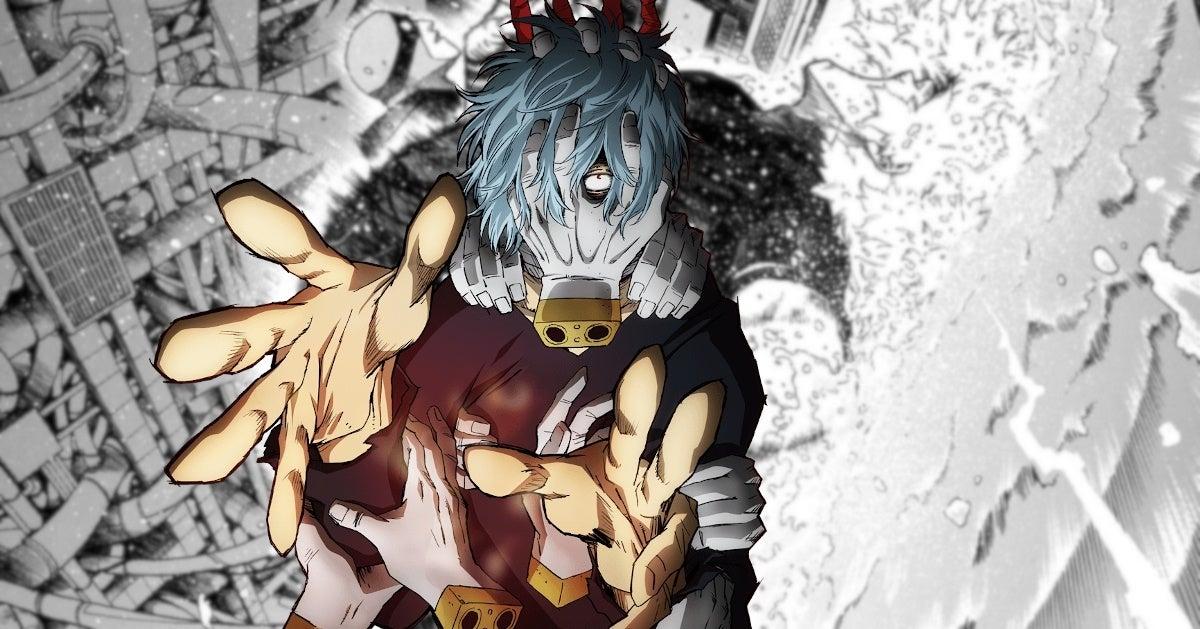 My Hero Academia Anime Manga 270 Shigaraki Returns Resurrection