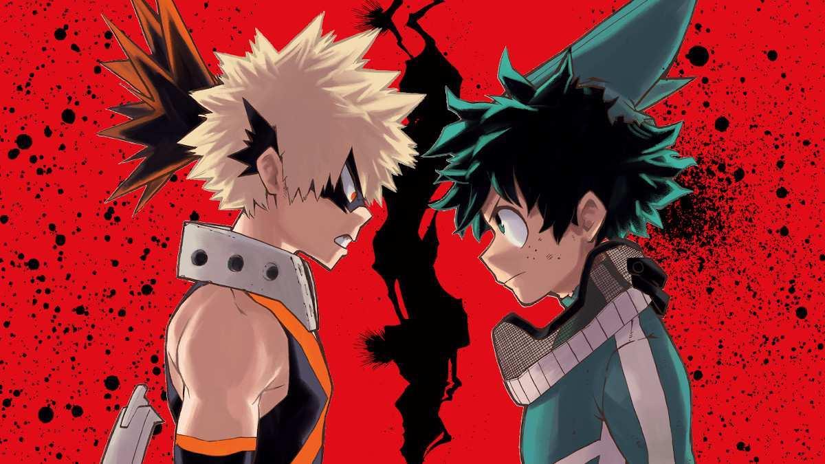 My Hero Academia Free Manga Chapters