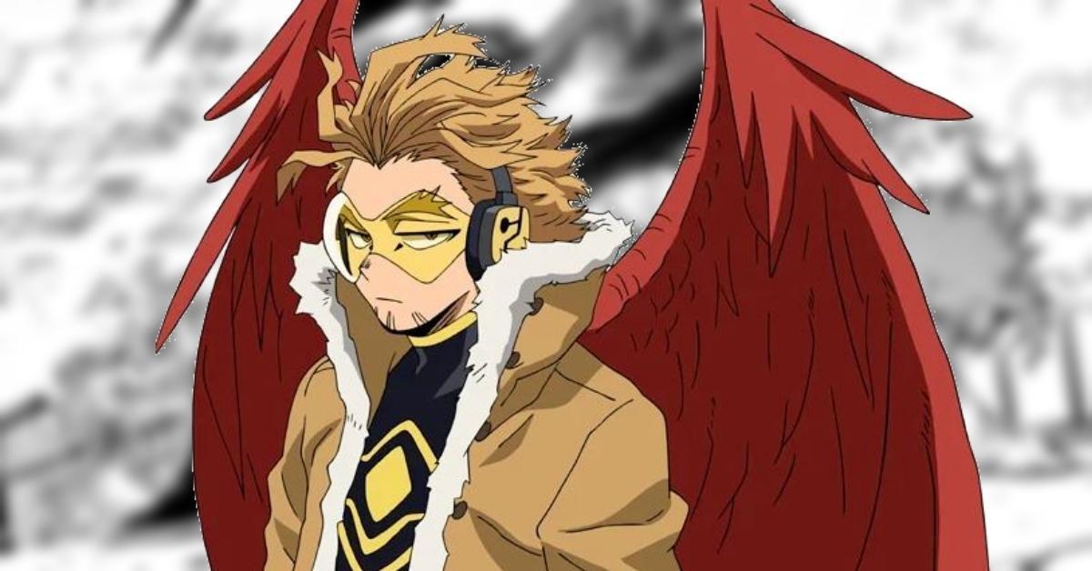 My Hero Academia Hawks Retired Manga