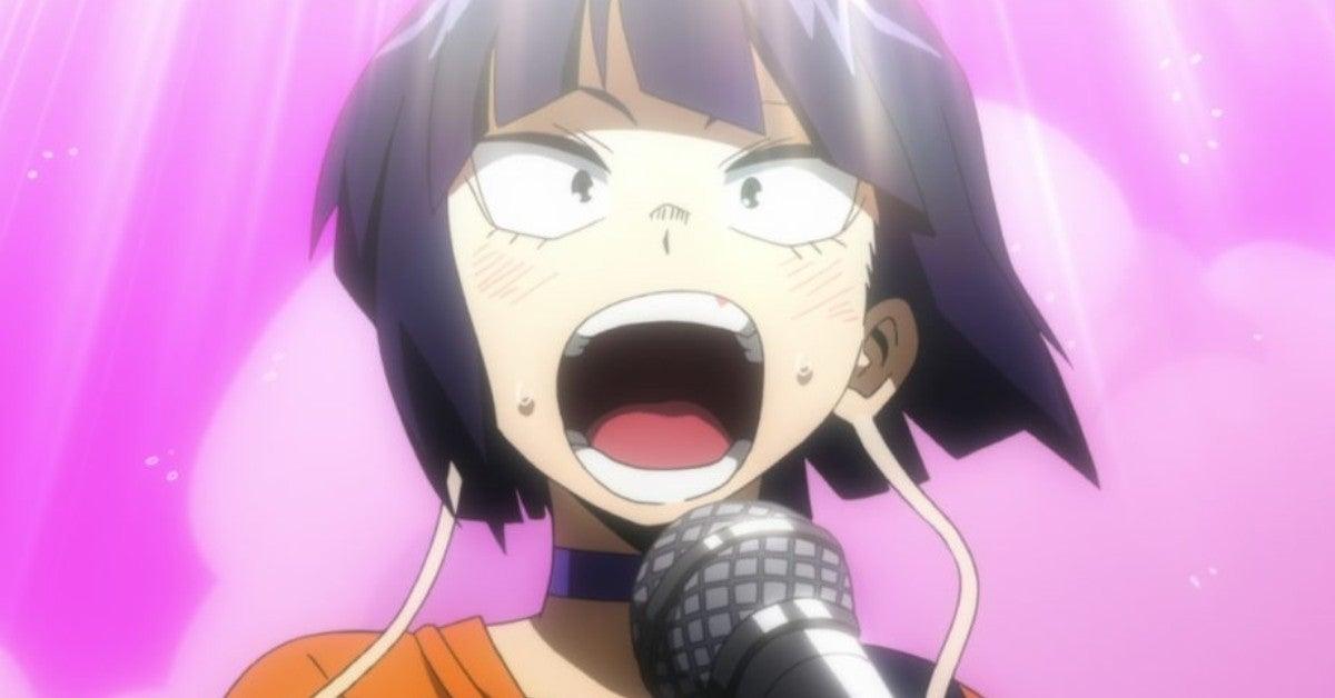 My Hero Academia Jiro Anime