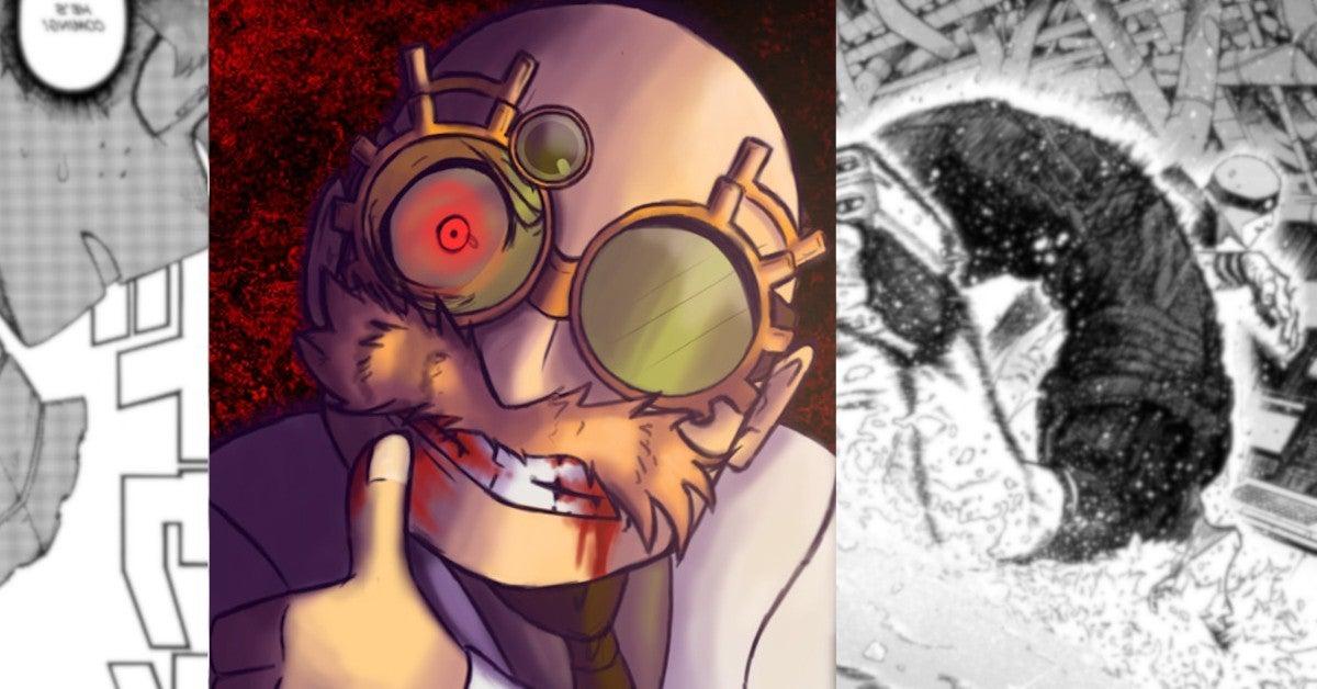My Hero Academia Quirk Singularity Truth Revealed Anime Manga