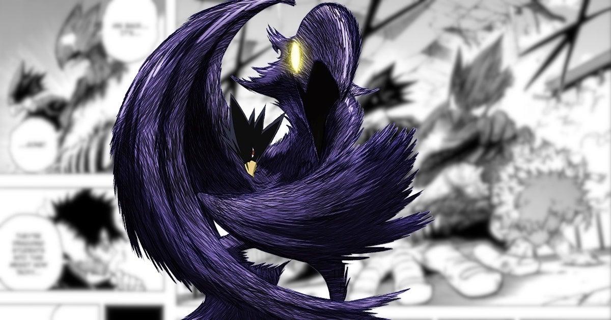 My Hero Academia Reveals Dark Shadow Reaction Hawks Injuries Manga 271 Spoilers