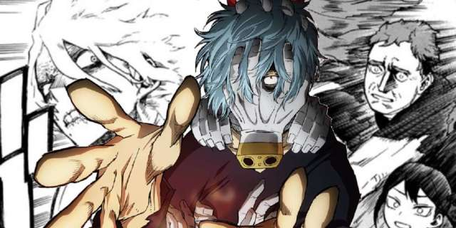 My Hero Academia Shigaraki Family Returns