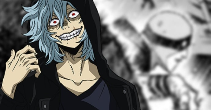 My Hero Academia X-Less Death Shigaraki Manga