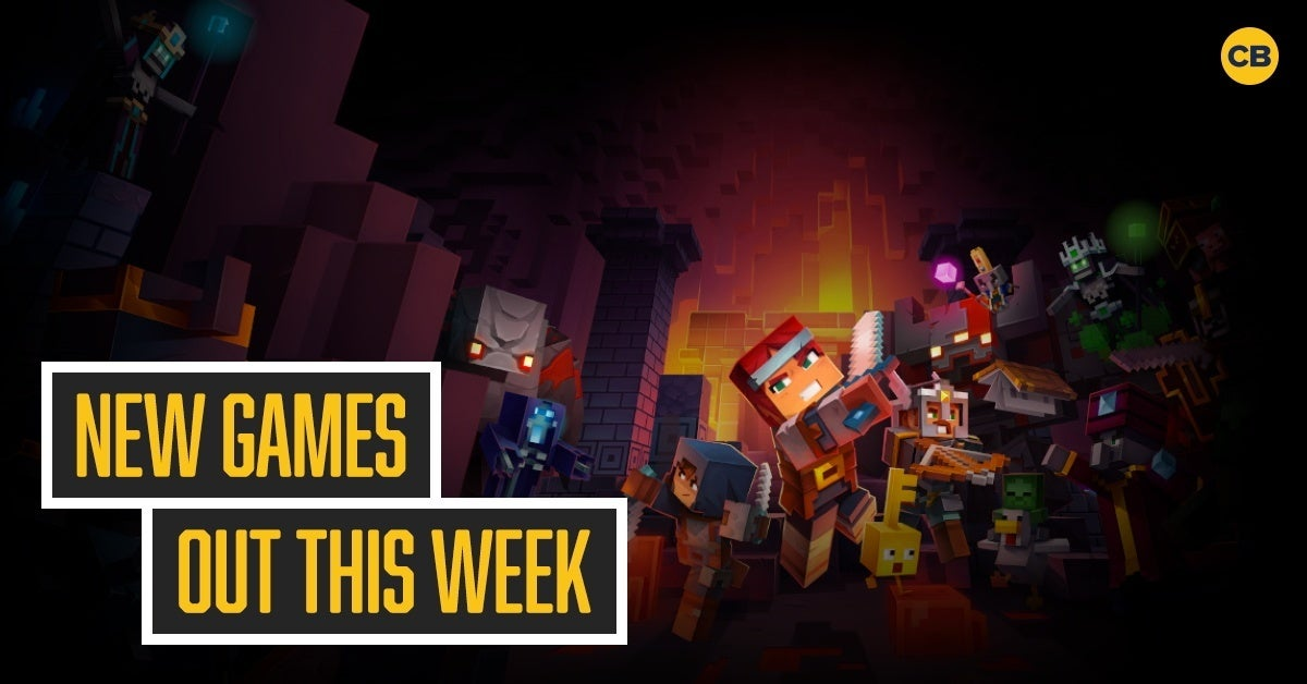 new games out this week minecraft dungeons new cropped hed