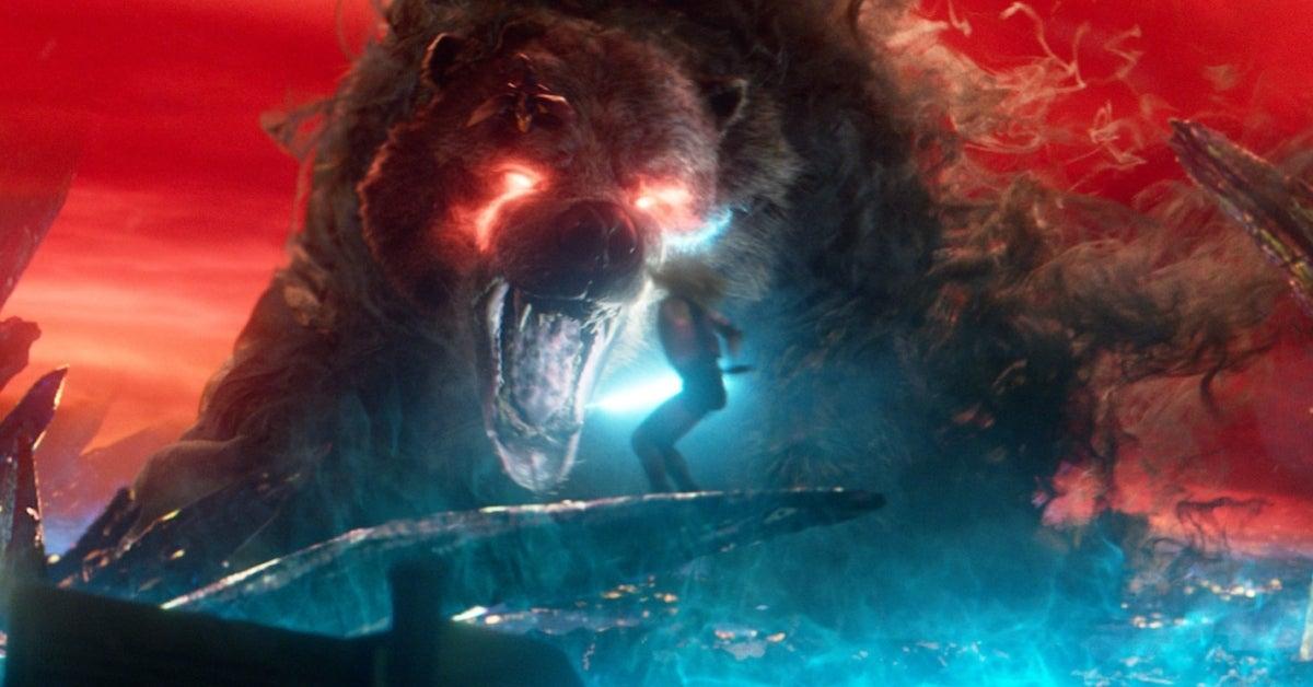 New Mutants Magik Demon Bear