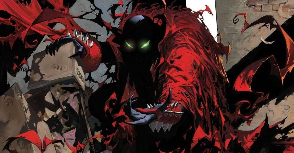 New Spawn Animated Series Movie Todd McFarlane