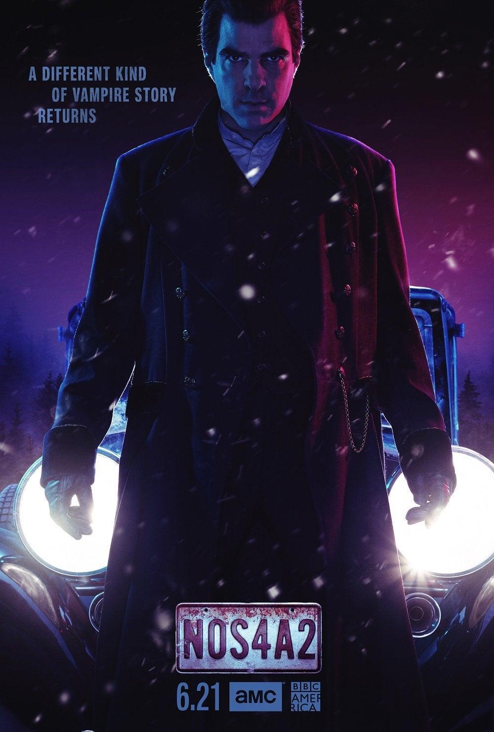 nos4a2 season 2 poster zachary quinto charlie manx