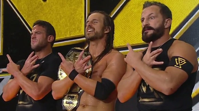 NXT-Adam-Cole-Wins-Championship