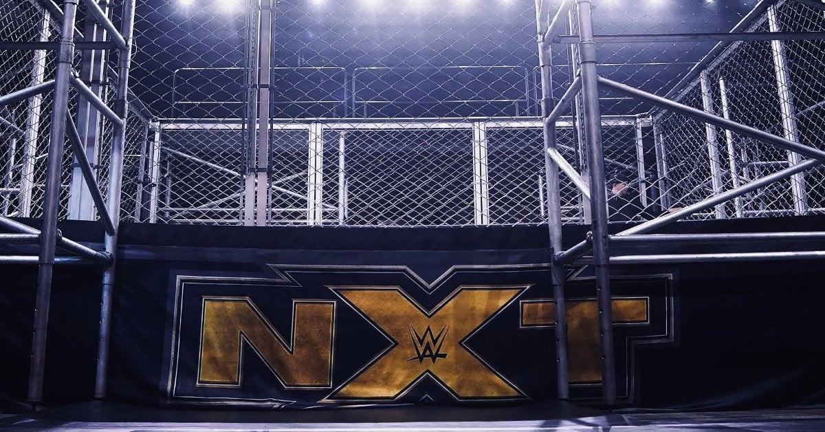 NXT-Cage-Match-Lions-Den-Match