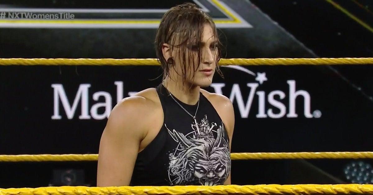 NXT-Rhea-Ripley-Returns