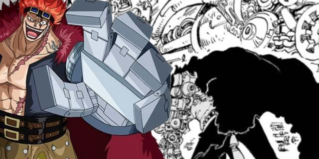 One Piece Eustass Kid Uprising Traitor Manga