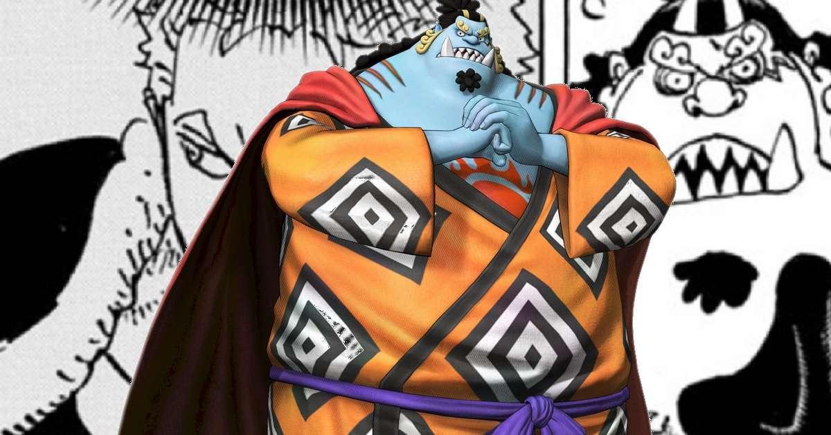 One Piece Jimbei Wano Strategy