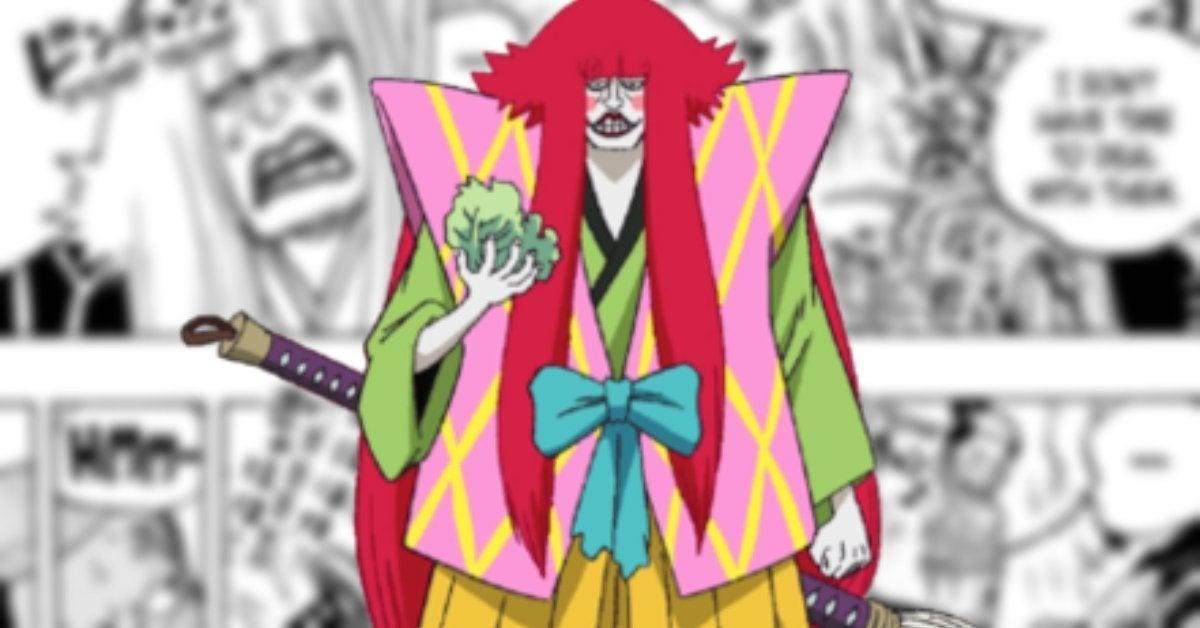One Piece Kanjuro Orochi Roadblock Chapter 979